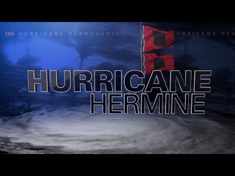 Hermine now hurricane, will hit Florida overnight
