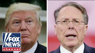 Trump to NRA boss: Universal background checks are dead