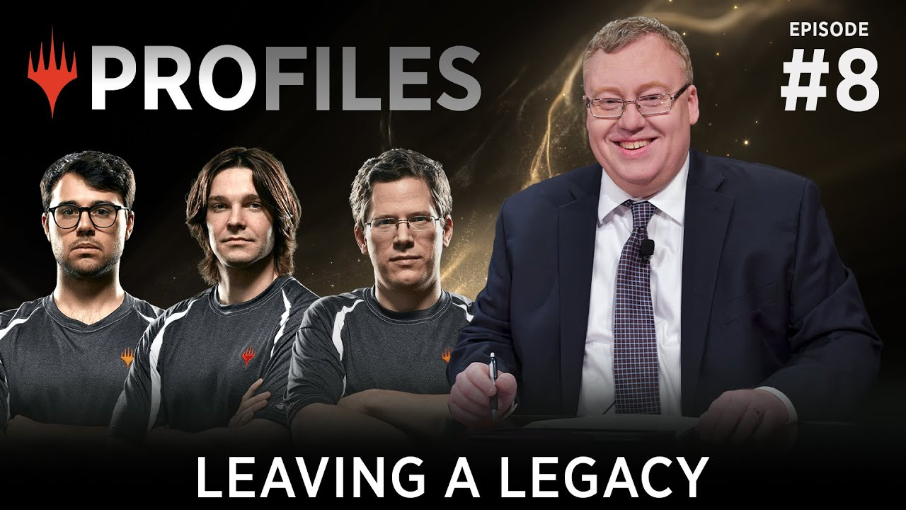 Leaving a Legacy - Pro Files - Ep. 8