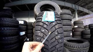 Обзор зимней шины - Toyo Observe Ice Freezer (шип)
