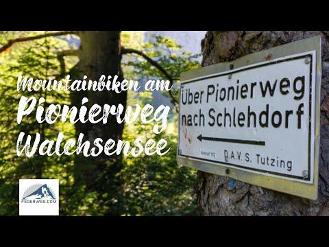 MTB Trail am Pionierweg (Herzogstand)