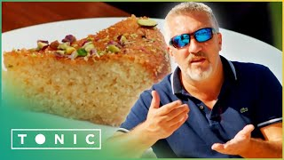 Paul Hollywood Gives Cypriot Patisserie A Go   Paul Hollywood's City Bakes   Tonic