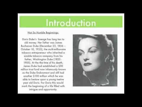 Millions to Give - Life & Times of Doris Duke