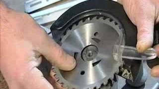 Dual Saw(tm)  Counter-Rotating Power Saw - As Seen on TV