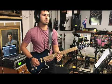 Rascal Flatts - What Hurts the Most Solo (Luke Gallagher Guitar ...