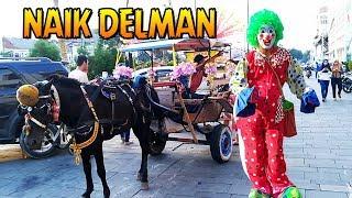 Naik Delman cover Badut Ulang Tahun - Lagu Anak Indonesia
