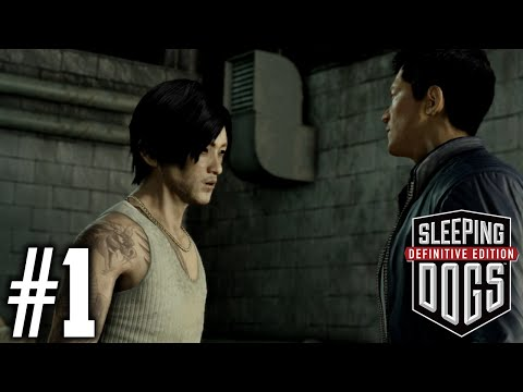 OPGEPAKT DOOR POLITIE! - Sleeping Dogs #1 (Sleeping Dogs Let's Play PS4) thumbnail