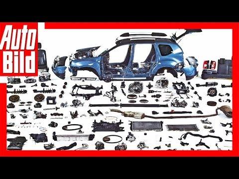 Dacia Duster im 100.000 KM Dauertest