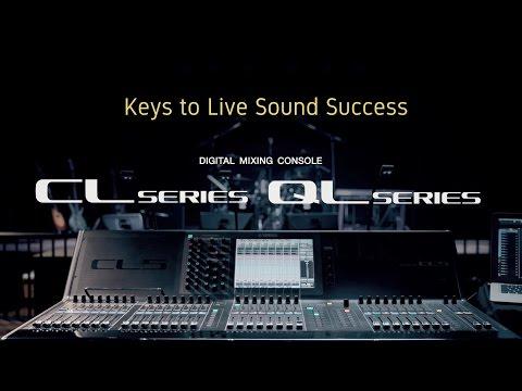 YAMAHA CL1 DIGITAL MIXER DRIVERS FOR PC