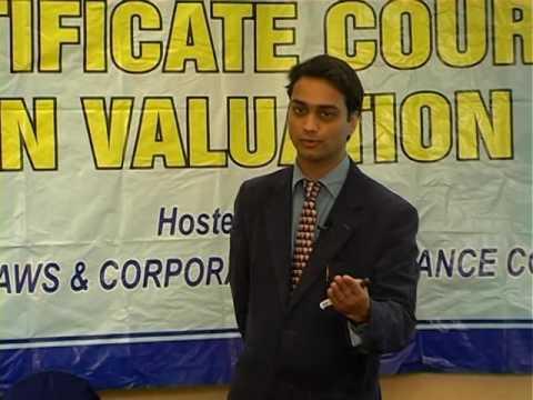 Valuation Standards and Premises - Naresh Phanfat