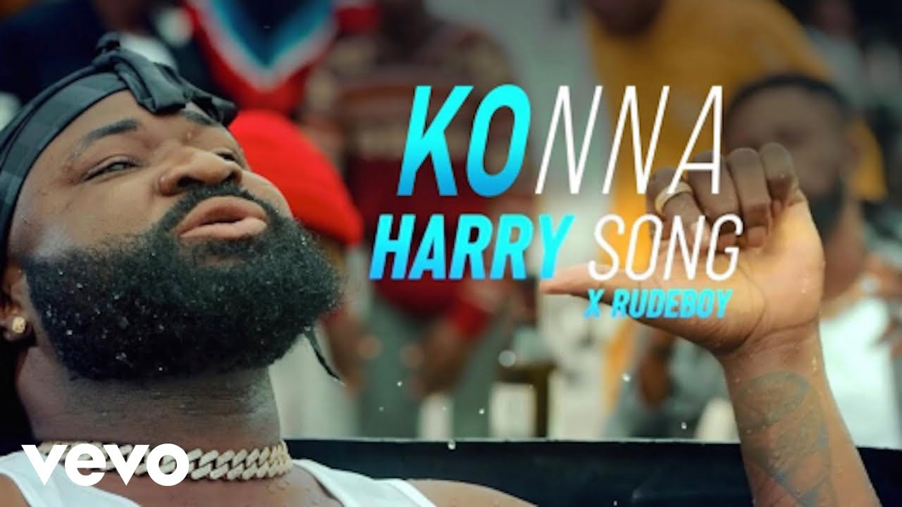 Download Harrysong - Konna (Music Video) ft. Rudeboy