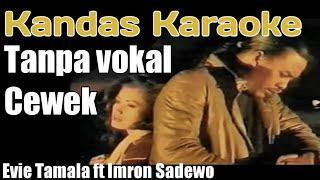 Karaoke KANDAS duet tanpa vokal/suara cewek