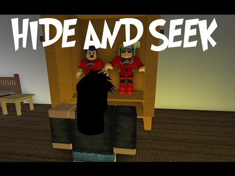 Hide And Seek(Roblox music video)