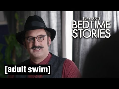 Buenos Dias | Tim & Eric's Bedtime Stories | Adult Swim