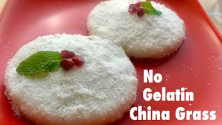 വളരെ എളുപ്പത്തിൽ ഒരു tasty pudding- no gelatin no china grass pudding-easy pudding