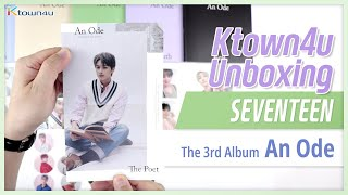 """Download Unboxing & 🎁Giveaway SEVENTEEN """"An Ode"""" the 3rd album, 세븐틴 언박싱 Kpop Ktown4u Mp3"""
