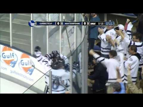 The Ultimate 2014 - 2015 College Hockey Highlight Reel