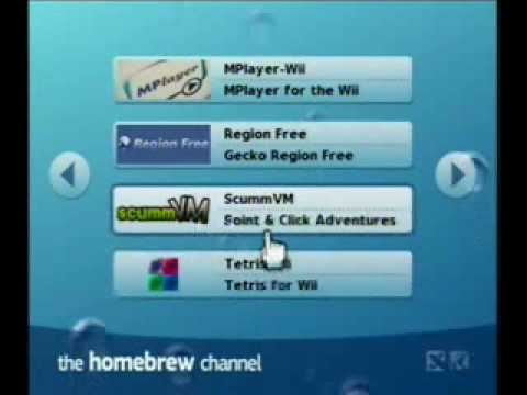 how to add homebrew app to wii menu