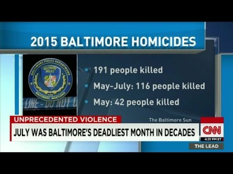 As crime surges in Baltimore, Feds to help