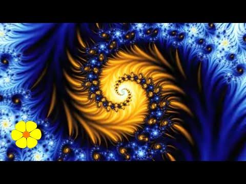 Benoit Mandelbrot - Fractals Overload - Geometry of Nature - Infinity Chill Meditation