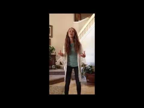 Jennifer Duvall Nauvoo Illinois Young Performing Missionary Audition