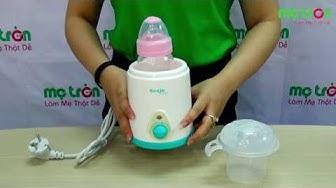 Máy hâm nóng sữa tiện dụng Kenjo KJ-02 - metron.vn - Máy hâm sữa của Nhật chuẩn nhất cho mẹ