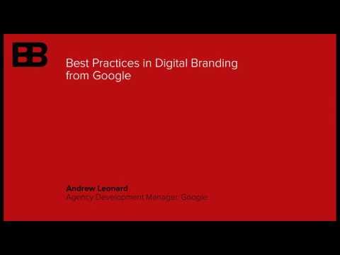 Digital Branding From Google's Perspective
