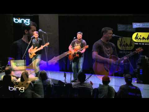 Edwin McCain - Mercy Bound (Bing Lounge)