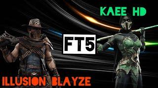 My Jade vs Illusion Blayze's Sick Erron!(Mortal Kombat 11 Kompetitive Matches)