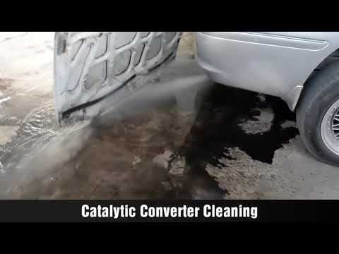 Catalytic Converter Cleaning Review Pakistan Peshawar 2018 | EP #7
