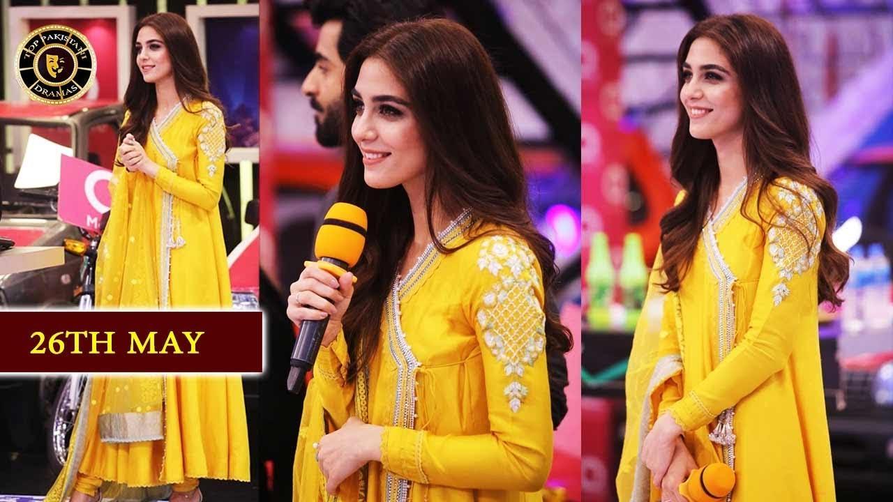 Jeeto Pakistan | Guest: Sheheryar Munawar & Maya Ali | 26th May 2019