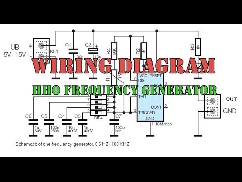 How to build a frequency generator for HHO Generators