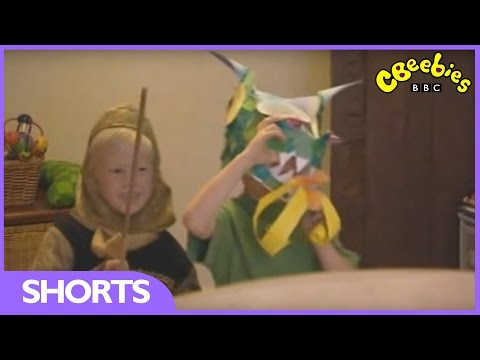 CBeebies: Let's Celebrate - Celebrating St George's Day