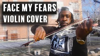 Face My Fears - Utada Hikaru & Skrillex (Violin Cover by Marvillous Beats)