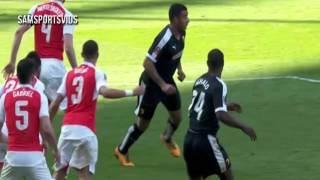 Arsenal Vs Watford 13/03/2016 (1-2) FA Cup QF (Highlights HD)