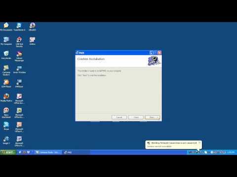 Hướng dẫn cài đặt phần mềm  PEMIS trong HĐH Windows XP
