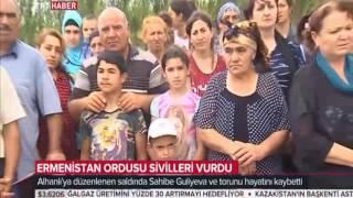 Ermenistan, Azerbaycan'da Sivilleri Vurdu - TRT Avaz Haber