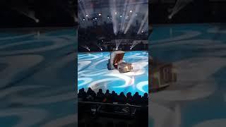 """Илья Авербух. """"Новые бременские музыканты на льду""""."""