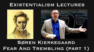 Existentialism: Soren Kierkegaard, Fear and Trembling (part 1)