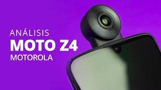 MOTO Z4, el nuevo gama media de MOTOROLA [Review]