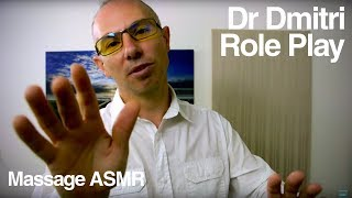 ASMR Dr Dmitri Anxiety Treatment & Hypnosis Role Play