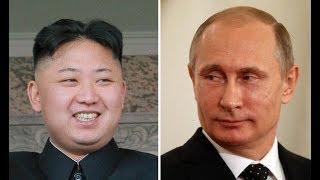 Vladimir Putin Respalda a Corea del Norte de forma Oficial.