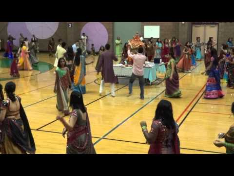 Las Vegas Garba Day 2, 2012 @ YMCA