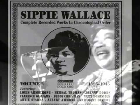 Sippie Wallace - Dead Drunk Blues