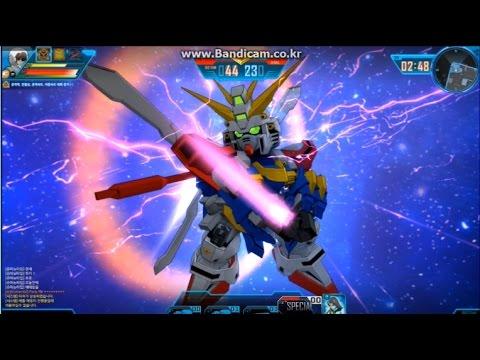 Sd Gundam Next Evolution Burning God Gundam Sdgn