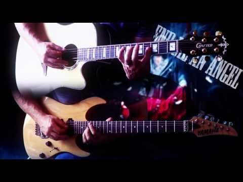Scorpions - Send Me An Angel FULL Guitar Cover