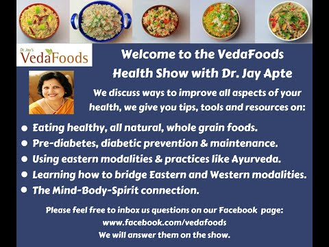 The Ayurvedic Lifestyle with Dr. Jay Apte