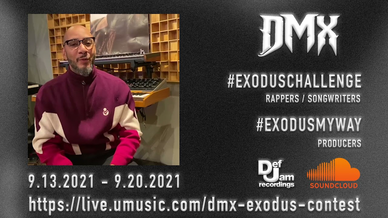 DMX EXODUS CHALLENGE