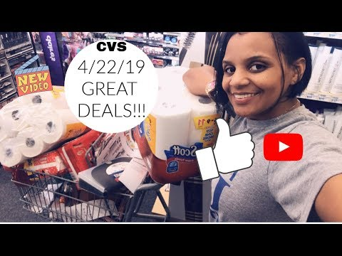 CVS Couponing 4/21/19 In-Store | $5 off $25 & LOUD TALKING!!!