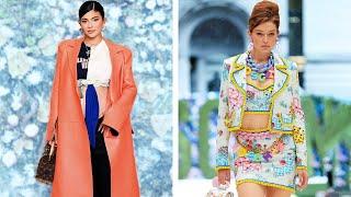 Jaw Dropping New York Fashion Week Looks #shorts